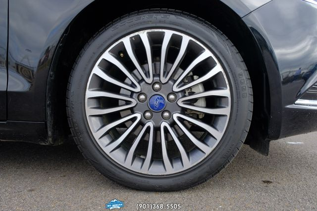 2017 Ford Fusion Hybrid Titanium in Memphis Tennessee, 38115
