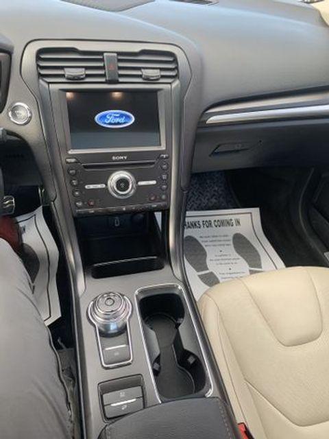 2017 Ford Fusion Hybrid Titanium in Missoula, MT 59801