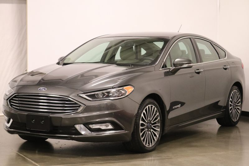 2017 Ford Fusion Hybrid Titanium  city NC  The Group NC  in Mansfield, NC