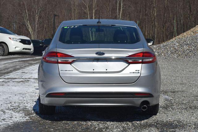 2017 Ford Fusion Hybrid SE Naugatuck, Connecticut 3