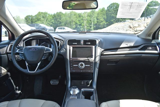 2017 Ford Fusion Hybrid Titanium Naugatuck, Connecticut 14
