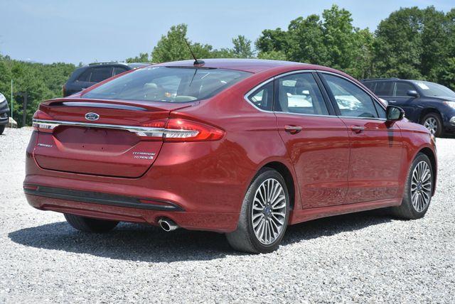 2017 Ford Fusion Hybrid Titanium Naugatuck, Connecticut 5