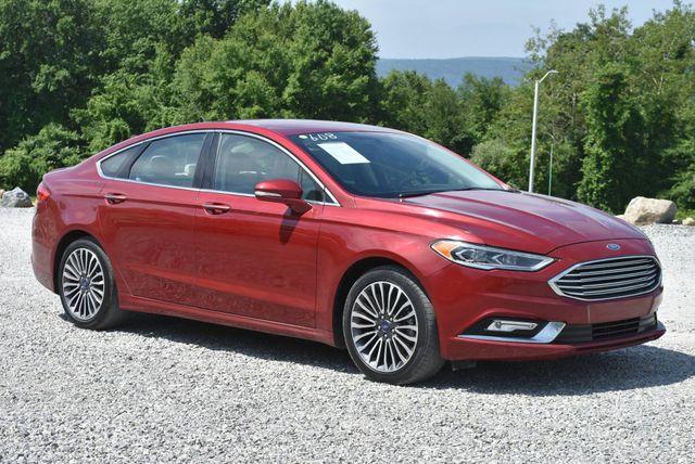 2017 Ford Fusion Hybrid Titanium Naugatuck, Connecticut 7