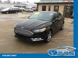 2017 Ford Fusion SE in Lapeer, MI 48446