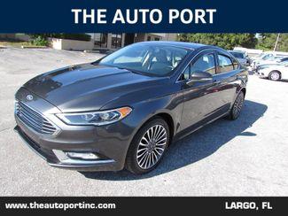 2017 Ford Fusion SE in Largo, Florida 33773
