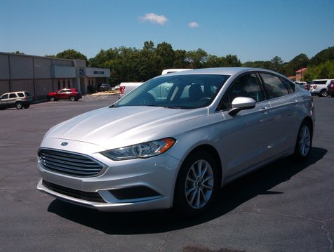 2017 Ford Fusion SE in Madison