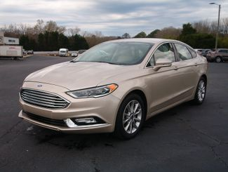 2017 Ford Fusion SE  city Georgia  Youngblood Motor Company Inc  in Madison, Georgia