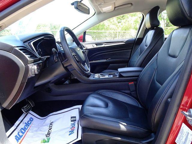2017 Ford Fusion Titanium Madison, NC 26
