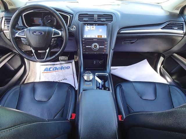2017 Ford Fusion Titanium Madison, NC 35