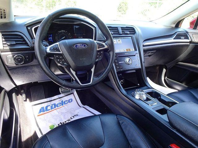 2017 Ford Fusion Titanium Madison, NC 36