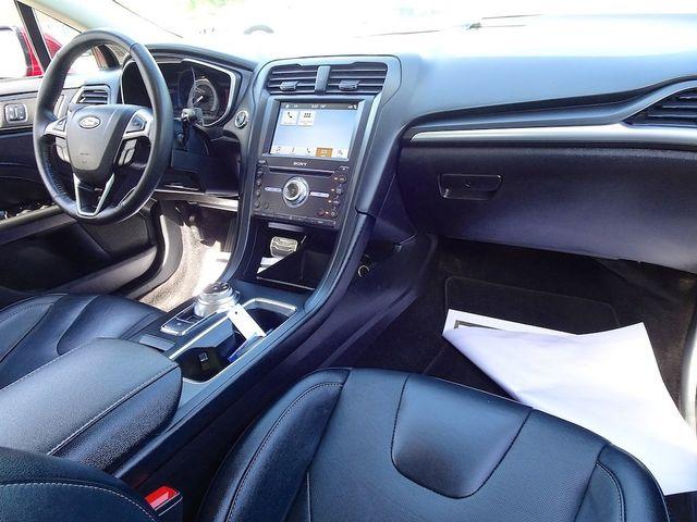 2017 Ford Fusion Titanium Madison, NC 37