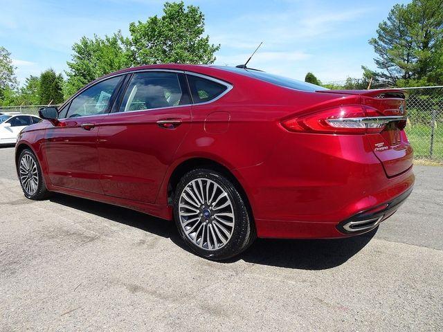 2017 Ford Fusion Titanium Madison, NC 4