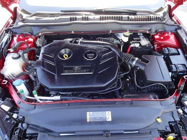 2017 Ford Fusion Titanium Madison, NC 42