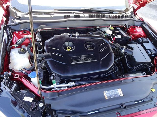 2017 Ford Fusion Titanium Madison, NC 43