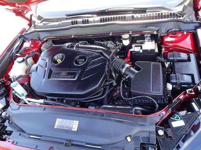 2017 Ford Fusion Titanium Madison, NC 44