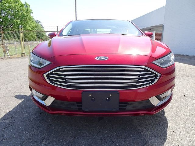 2017 Ford Fusion Titanium Madison, NC 7