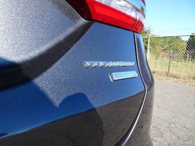 2017 Ford Fusion Titanium Madison, NC 11