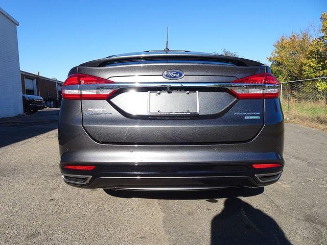 2017 Ford Fusion Titanium Madison, NC 2