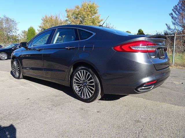 2017 Ford Fusion Titanium Madison, NC 3