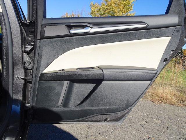 2017 Ford Fusion Titanium Madison, NC 31