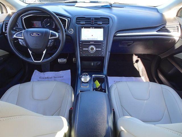 2017 Ford Fusion Titanium Madison, NC 34