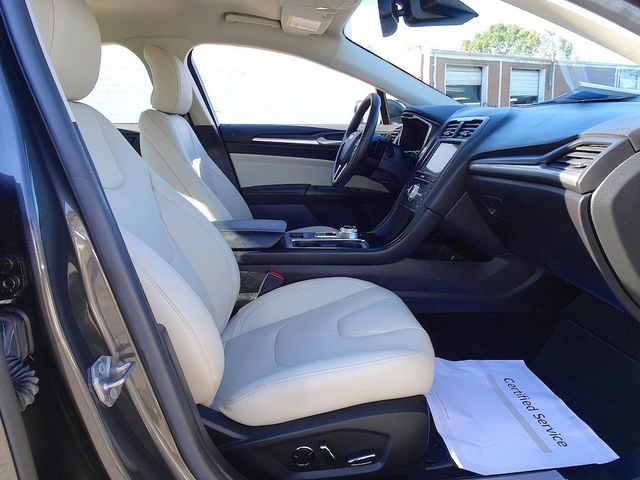 2017 Ford Fusion Titanium Madison, NC 38