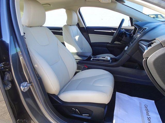 2017 Ford Fusion Titanium Madison, NC 39