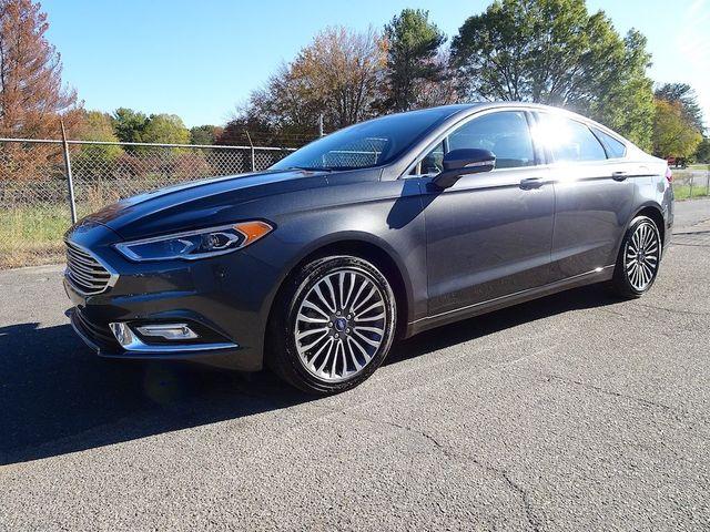 2017 Ford Fusion Titanium Madison, NC 5