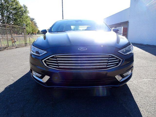 2017 Ford Fusion Titanium Madison, NC 6