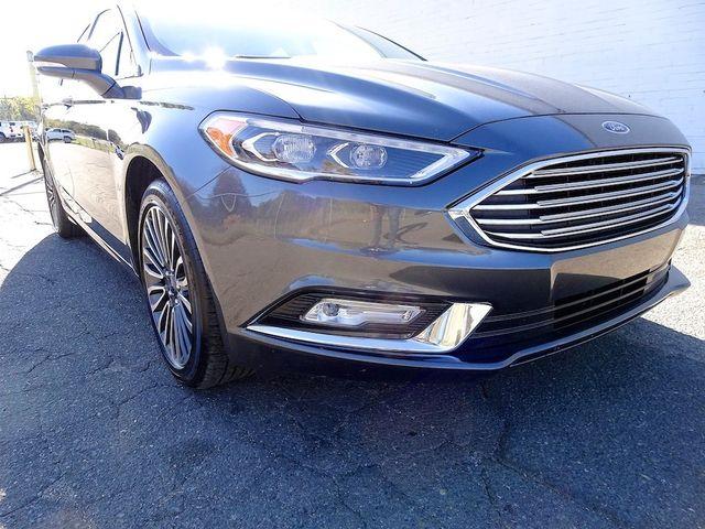 2017 Ford Fusion Titanium Madison, NC 8