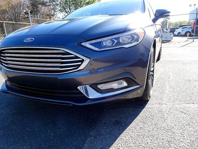 2017 Ford Fusion Titanium Madison, NC 9
