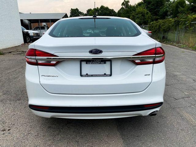 2017 Ford Fusion SE Madison, NC 2