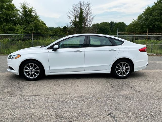 2017 Ford Fusion SE Madison, NC 4