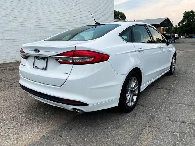 2017 Ford Fusion SE Madison, NC 1