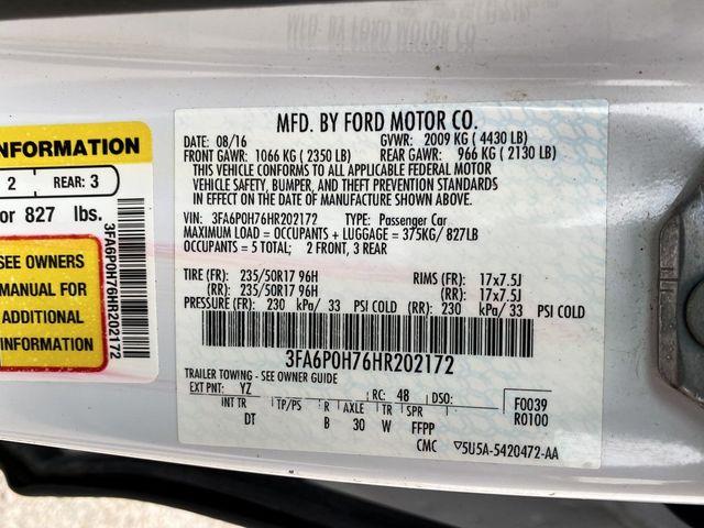 2017 Ford Fusion SE Madison, NC 40