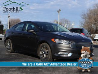 2017 Ford Fusion in Maryville, TN