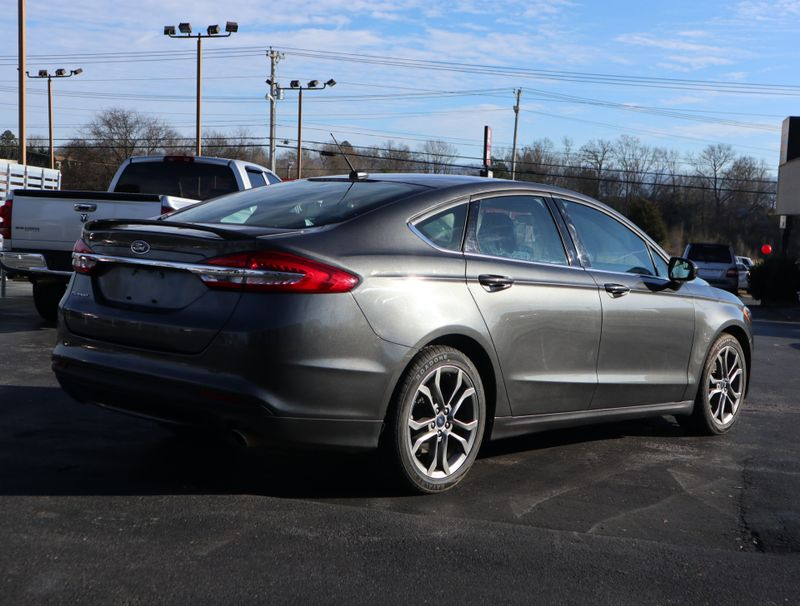 2017 Ford Fusion S  in Maryville, TN