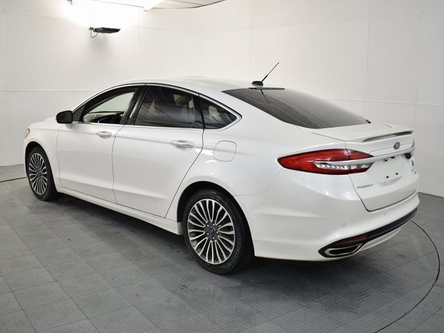 2017 Ford Fusion Titanium in McKinney, Texas 75070