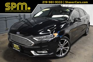 2017 Ford Fusion Platinum in Merrillville, IN 46410