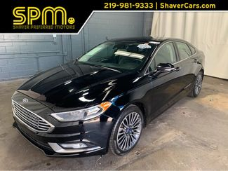 2017 Ford Fusion SE in Merrillville, IN 46410