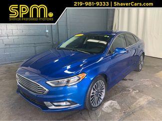 2017 Ford Fusion SE in Merrillville, IN 46410