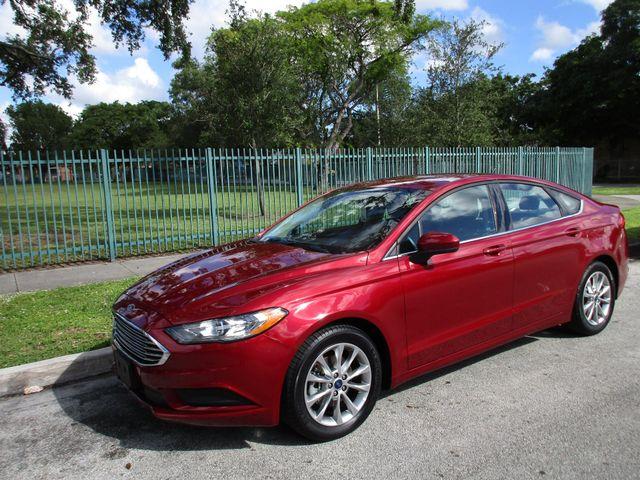 2017 Ford Fusion SE Miami, Florida
