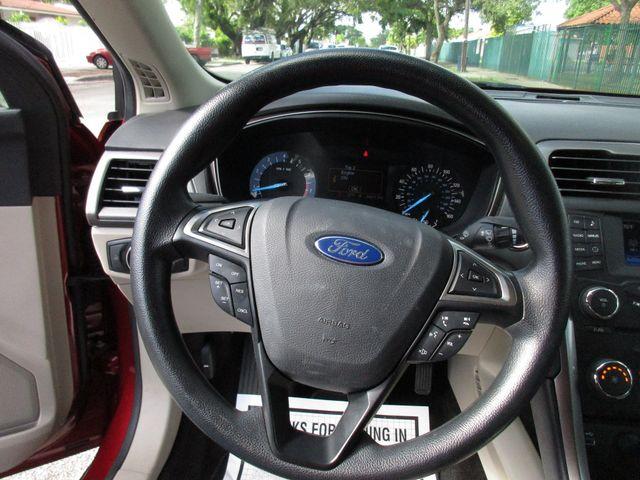 2017 Ford Fusion SE Miami, Florida 18