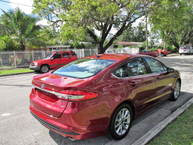 2017 Ford Fusion SE Miami, Florida 4