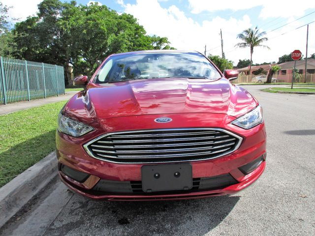 2017 Ford Fusion SE Miami, Florida 5