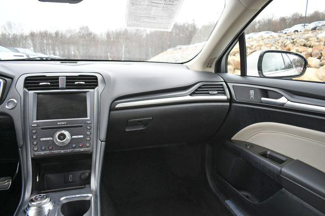 2017 Ford Fusion Titanium Naugatuck, Connecticut 17