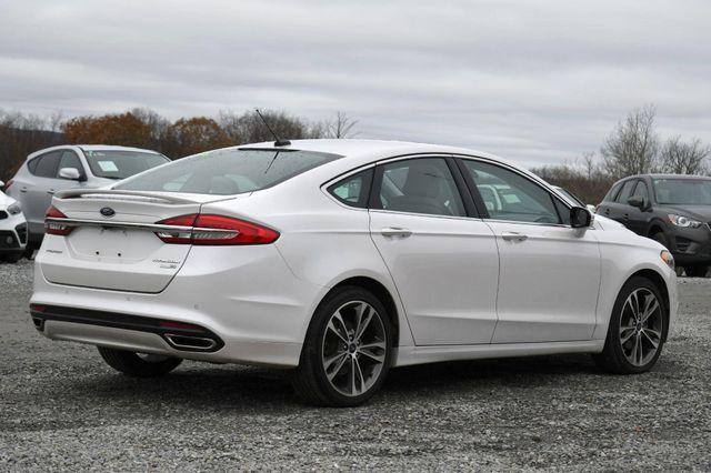 2017 Ford Fusion Titanium Naugatuck, Connecticut 4