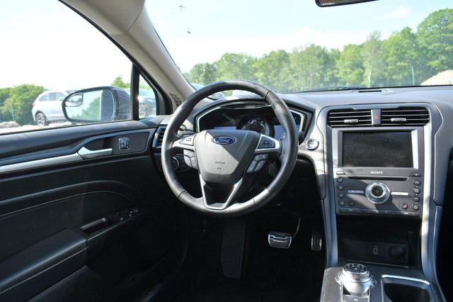 2017 Ford Fusion Titanium Naugatuck, Connecticut 15