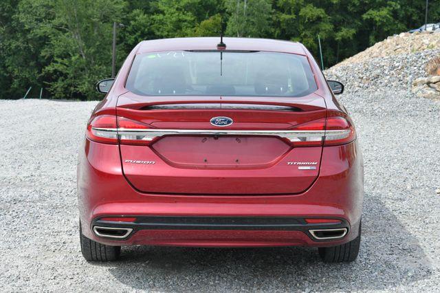 2017 Ford Fusion  Titanium Naugatuck, Connecticut 3