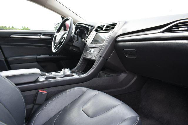 2017 Ford Fusion  Titanium Naugatuck, Connecticut 8